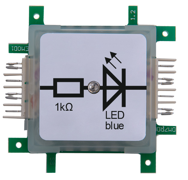 Led blue brick 39 r 39 knowledge for All brick