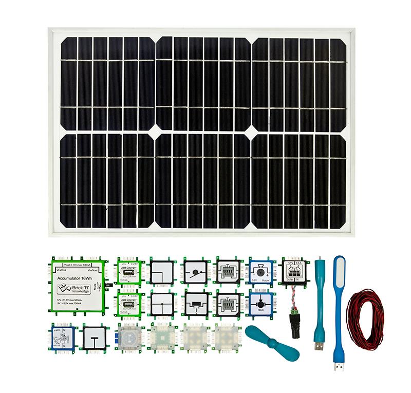 Solar Energie für Dummies Teil 1 - Brick\'R\'knowledge