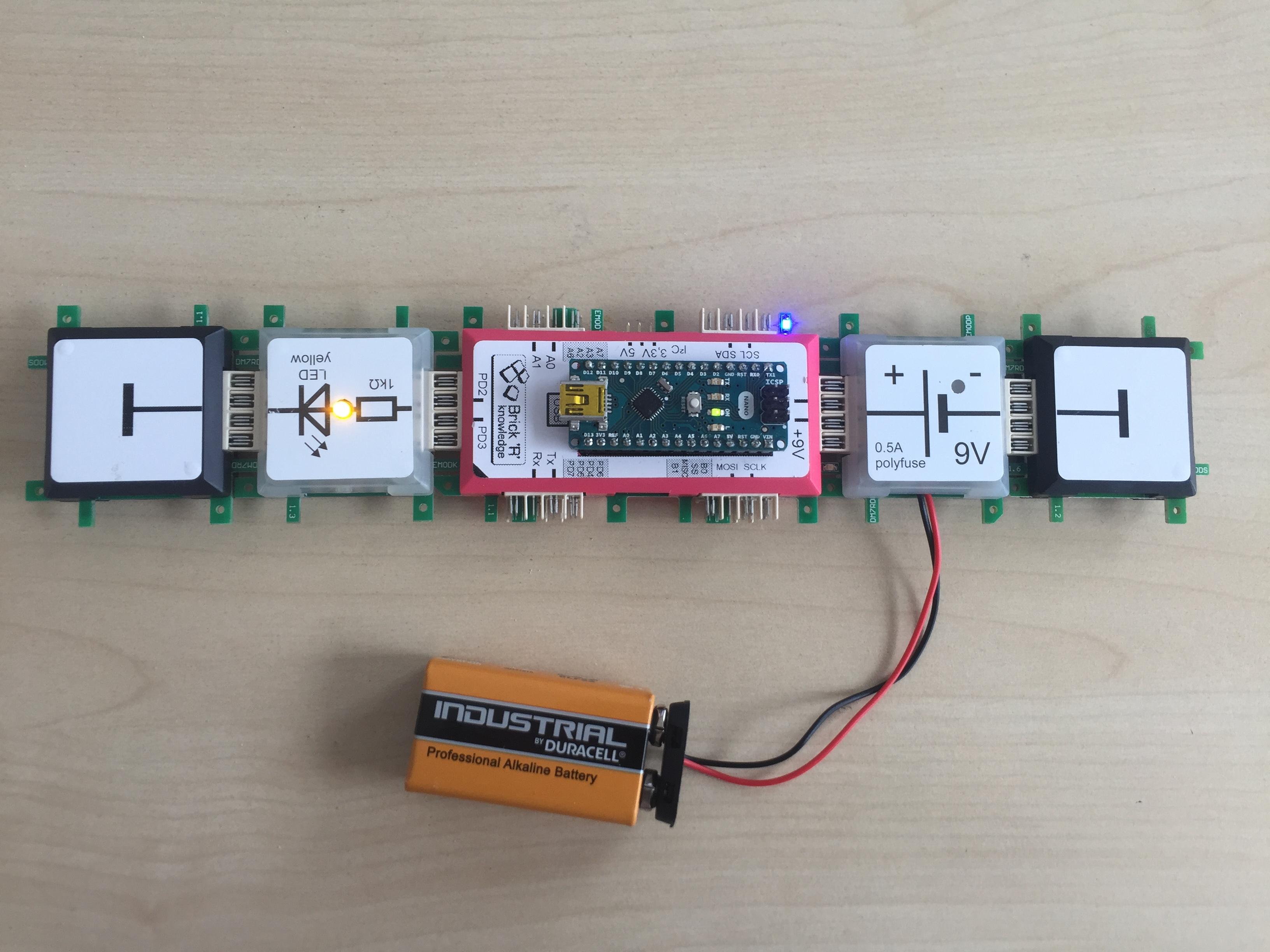 Arduino for dummies brick r knowledge