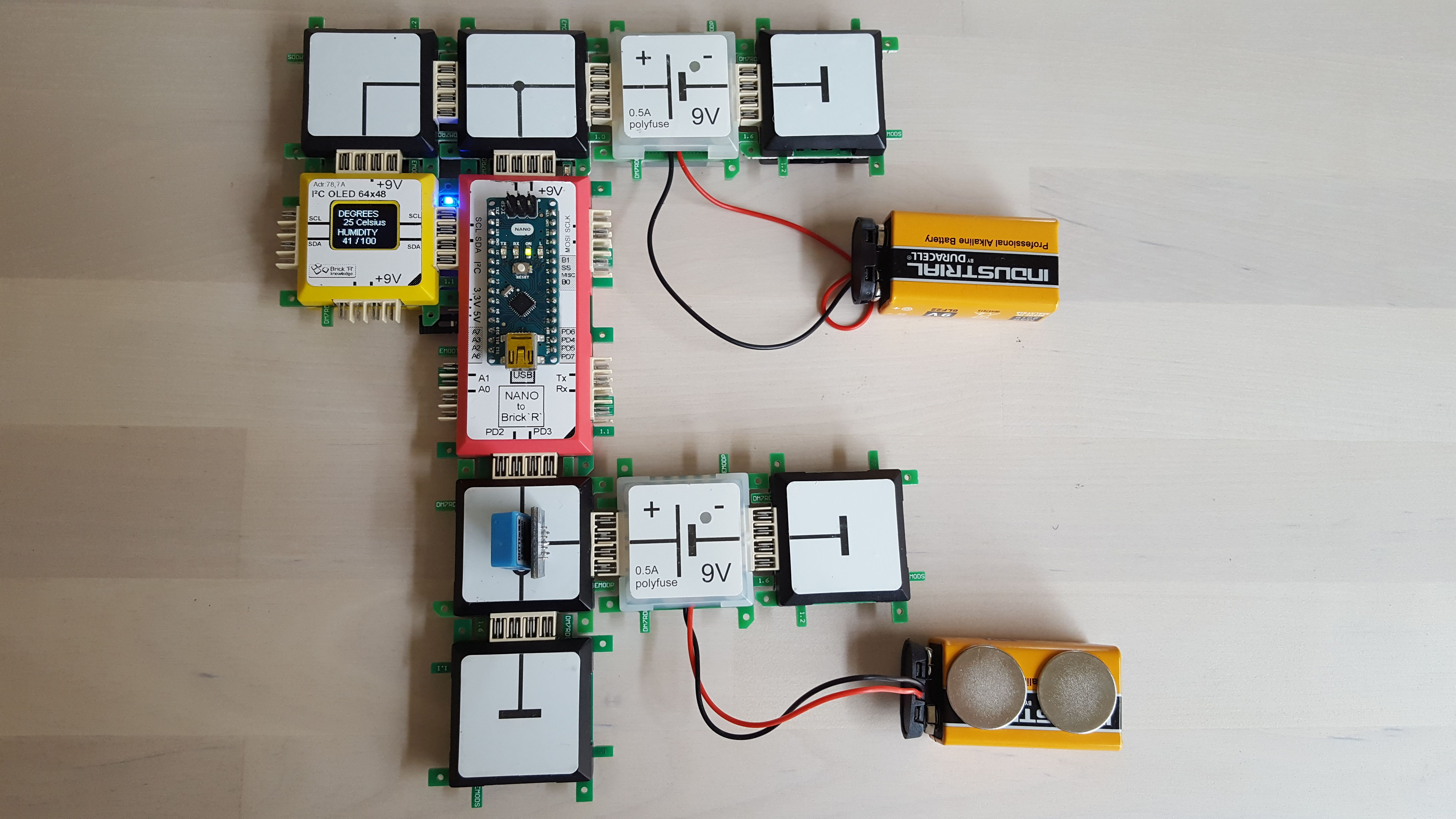 Blog Brickrknowledge Simple Electronics Circuits Projects Electrical